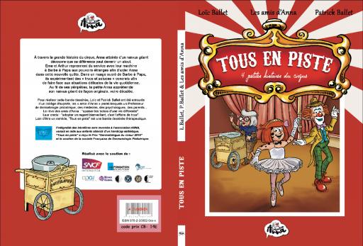 """Couverture de l'album """"Tous En Piste"""""""